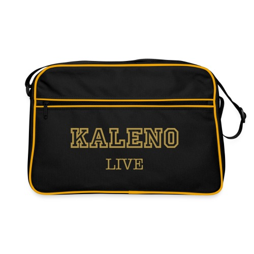 KALENO RETRO BAG - Bandolera retro