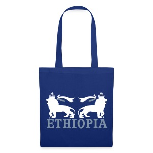 ETHIOPIA PHOSPHORESCENT - Tote Bag
