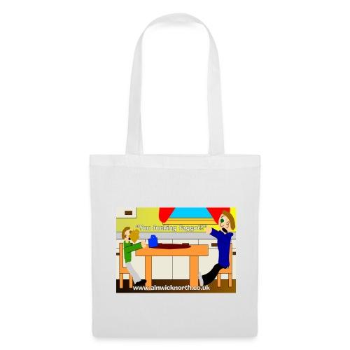 Alnwick North Tote Bag - Tote Bag