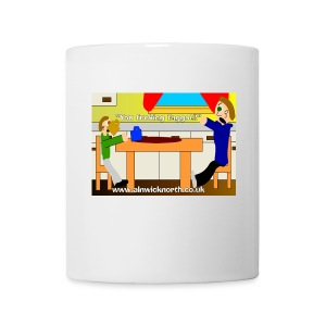 The Alnwick North Mug - Mug