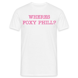 FOXY PHILL - Men's T-Shirt