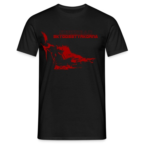 T-shirt Nationella skyddsstyrkorna - T-shirt herr
