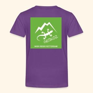 Geckoz Kids shirt  - Kinderen Premium T-shirt