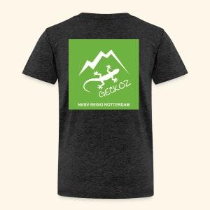 Geckoz Junioren shirt  - Kinderen Premium T-shirt