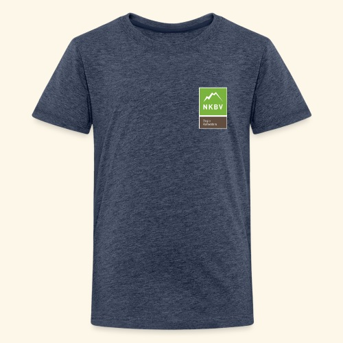 Geckoz Jeugd Tshirt - Teenager Premium T-shirt