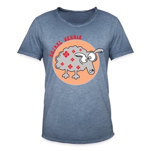 Mouton Euskal Herria - T-shirt vintage Homme