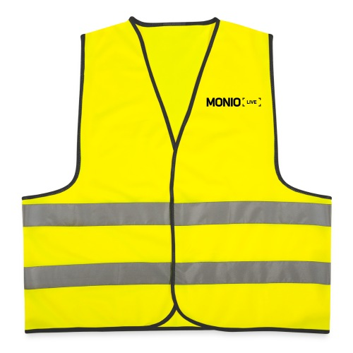 Monio Live Hi Vis - Reflective Vest