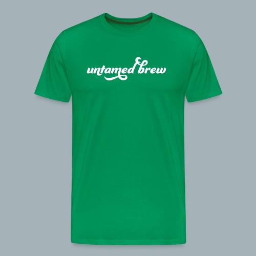 Untamed Premium T-shirt - Mannen Premium T-shirt