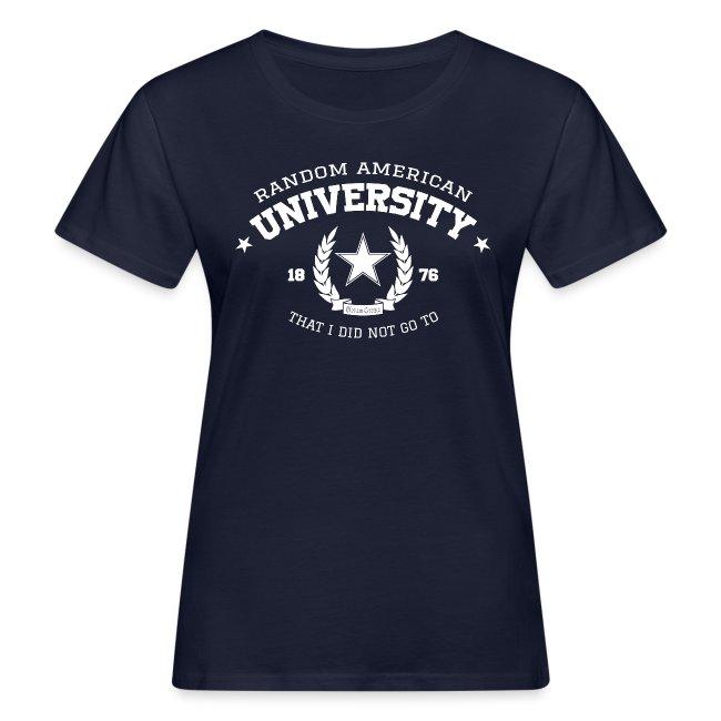 University vrouwen bio