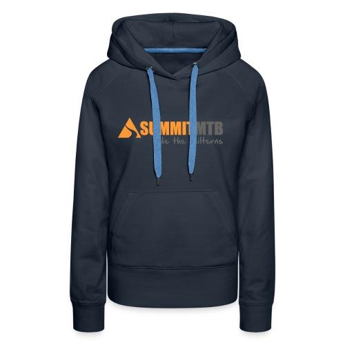 Summit MTB Women's Hoody - Women's Premium Hoodie