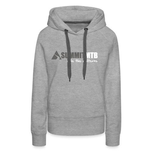 Summit MTB Women's Hoody Mono - Women's Premium Hoodie