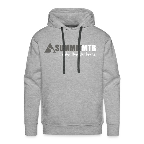 Summit MTB Men's Hoody Mono - Men's Premium Hoodie