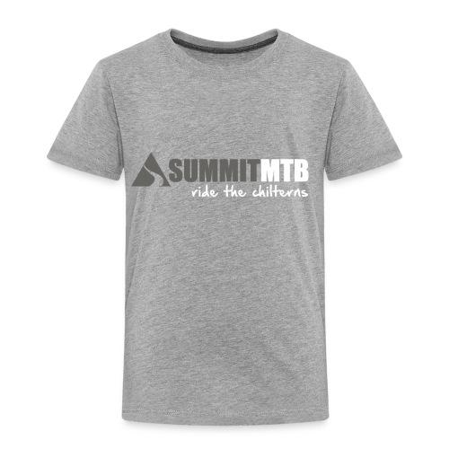 Summit MTB Kids T-Shirt Mono - Kids' Premium T-Shirt