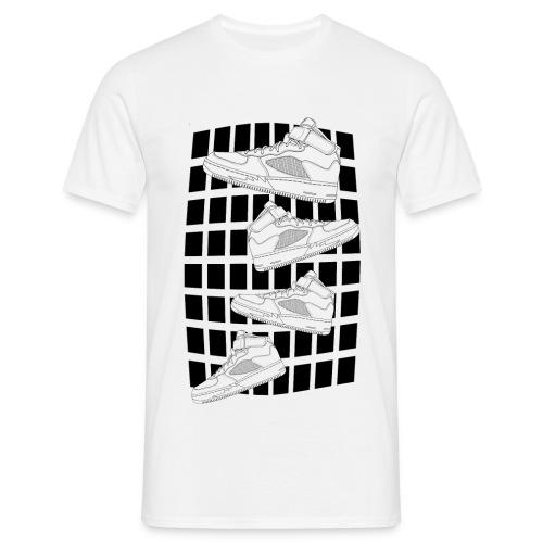 Foots Up - Men's T-Shirt