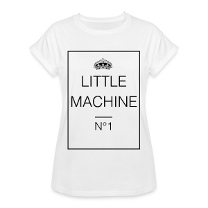 Little Machine - Frauen Oversize T-Shirt