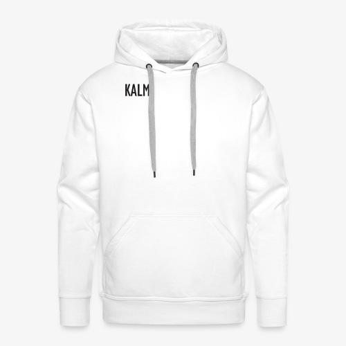 Kalm. Small Sweat - Men's Premium Hoodie