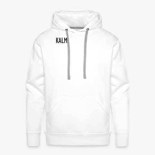 Kalm. Small Sweat - Men's Premium Hoodie