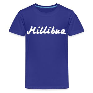 Millibua - Teenager Premium T-Shirt