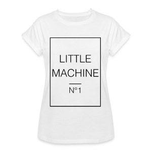 Little Machine 2 - Frauen Oversize T-Shirt