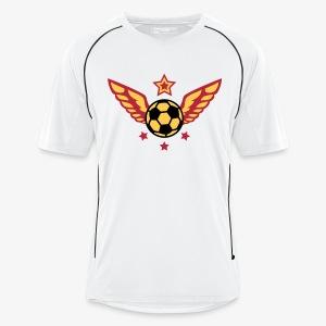 FUSSBALL 4 Sterne Fußball Deutschland Männer Trikot - Männer Fußball-Trikot