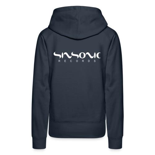 Hoodie - Sinsonic Records - Frauen Premium Hoodie