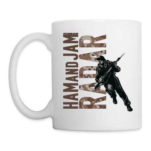 HaJ Map Radar - Mug