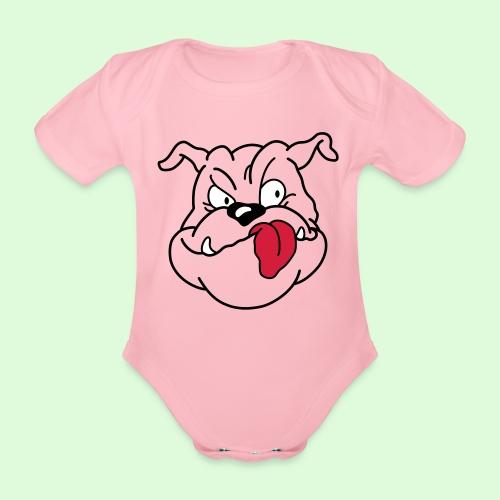 Ernest, la tête - Body bébé bio manches courtes