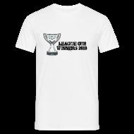 T-Shirts ~ Men's T-Shirt ~ League Cup Winners 2010