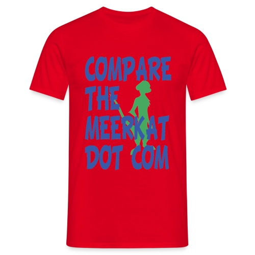 Meerkat.Com - Men's T-Shirt