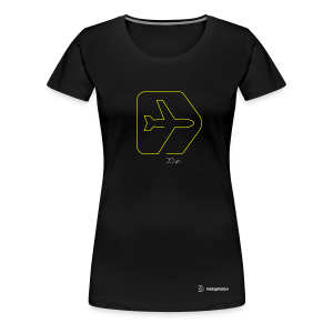 Frauen-Shirt 20yrs Jubiläums Edition Neon Line - Frauen Premium T-Shirt