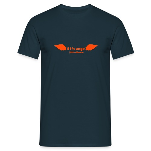 51 % ange MC - T-shirt Homme