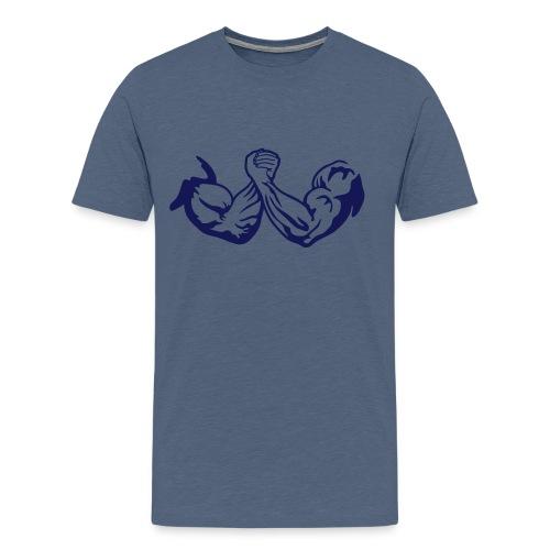 Masterfitness STRONG - Männer Premium T-Shirt