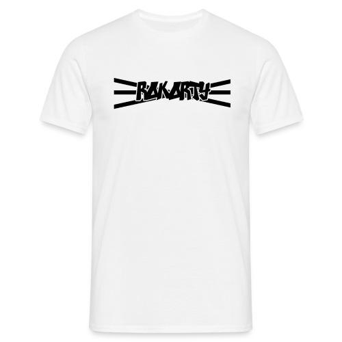 3 Strich - Männer T-Shirt