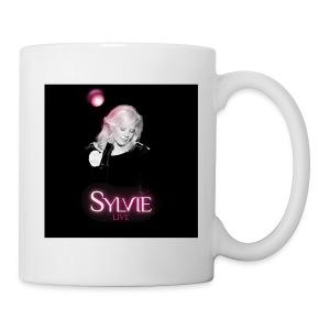 Mug Sylvie Live - Mug blanc