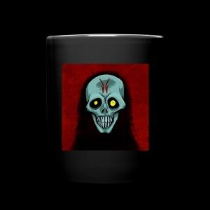 Ghosr skull - Full Colour Mug