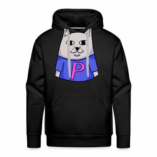 Pussykatze Herre Hættetrøje - Herre Premium hættetrøje