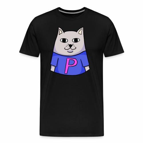 Pussykatze T-shirt - Herre premium T-shirt