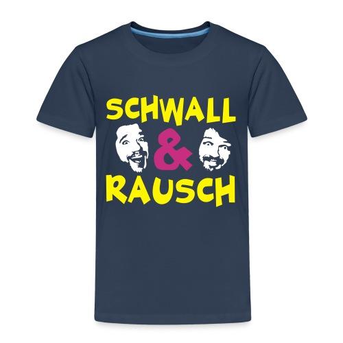 Schwall & Rausch, Kinder - Kinder Premium T-Shirt