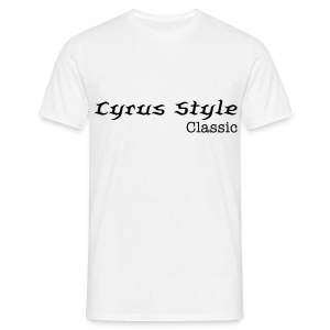 Cyrus Style Classic - T-shirt Homme