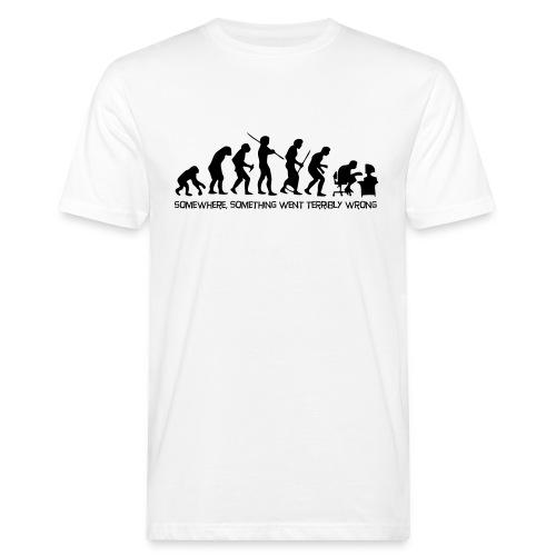 T-shirt Neutralité CLIMATIQUE Homme - Evolution - T-shirt bio Homme