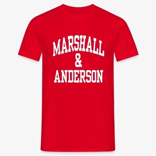 T-shirt M&A - Camiseta hombre