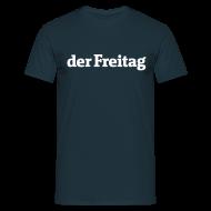 T-Shirts ~ Männer T-Shirt ~ derFreitag Shirt blau