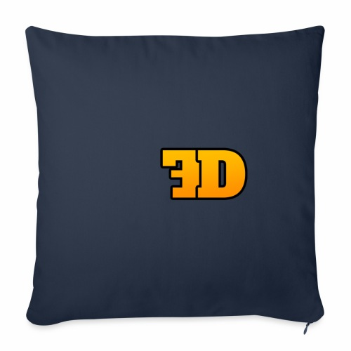 FatalDan PillowCase - Sofa pillow cover 44 x 44 cm
