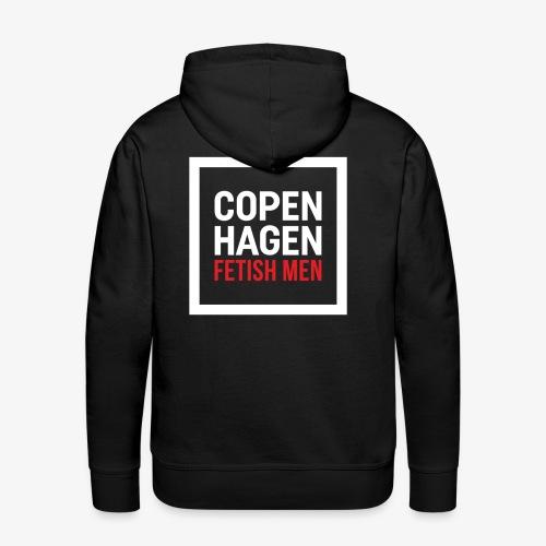 Hoodie Logo For & Bag - Herre Premium hættetrøje