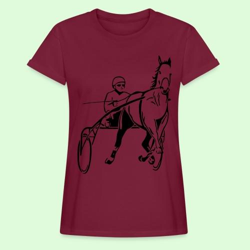 Le Trotteur - T-shirt oversize Femme