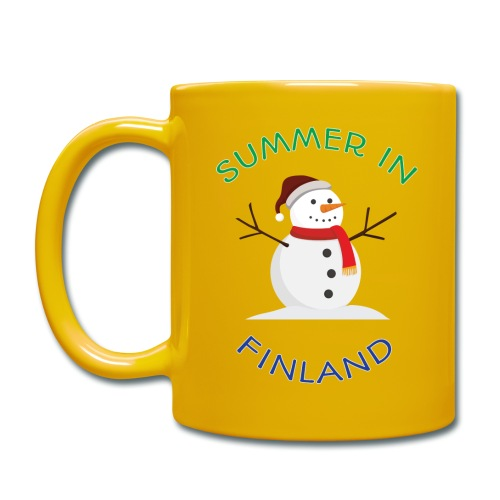Summer in Finland - Full Colour Mug