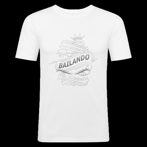 Solo Quiero - Men's Slim Fit T-Shirt
