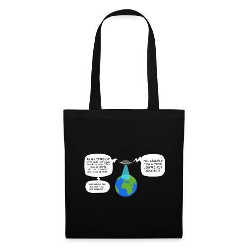 Tote Bag Invasion Extraterrestre - Tote Bag