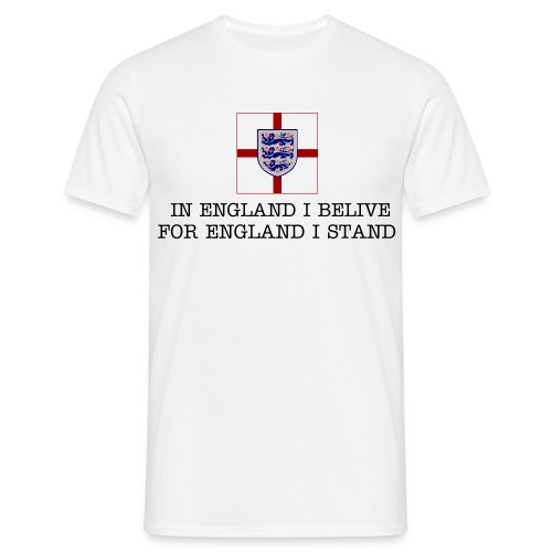 In England - Men's T-Shirt