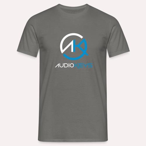 AK 2018 Tee-Shirt Gris Graphite - T-shirt Homme
